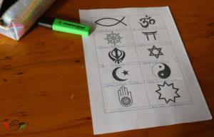 Vallási szimbólumok