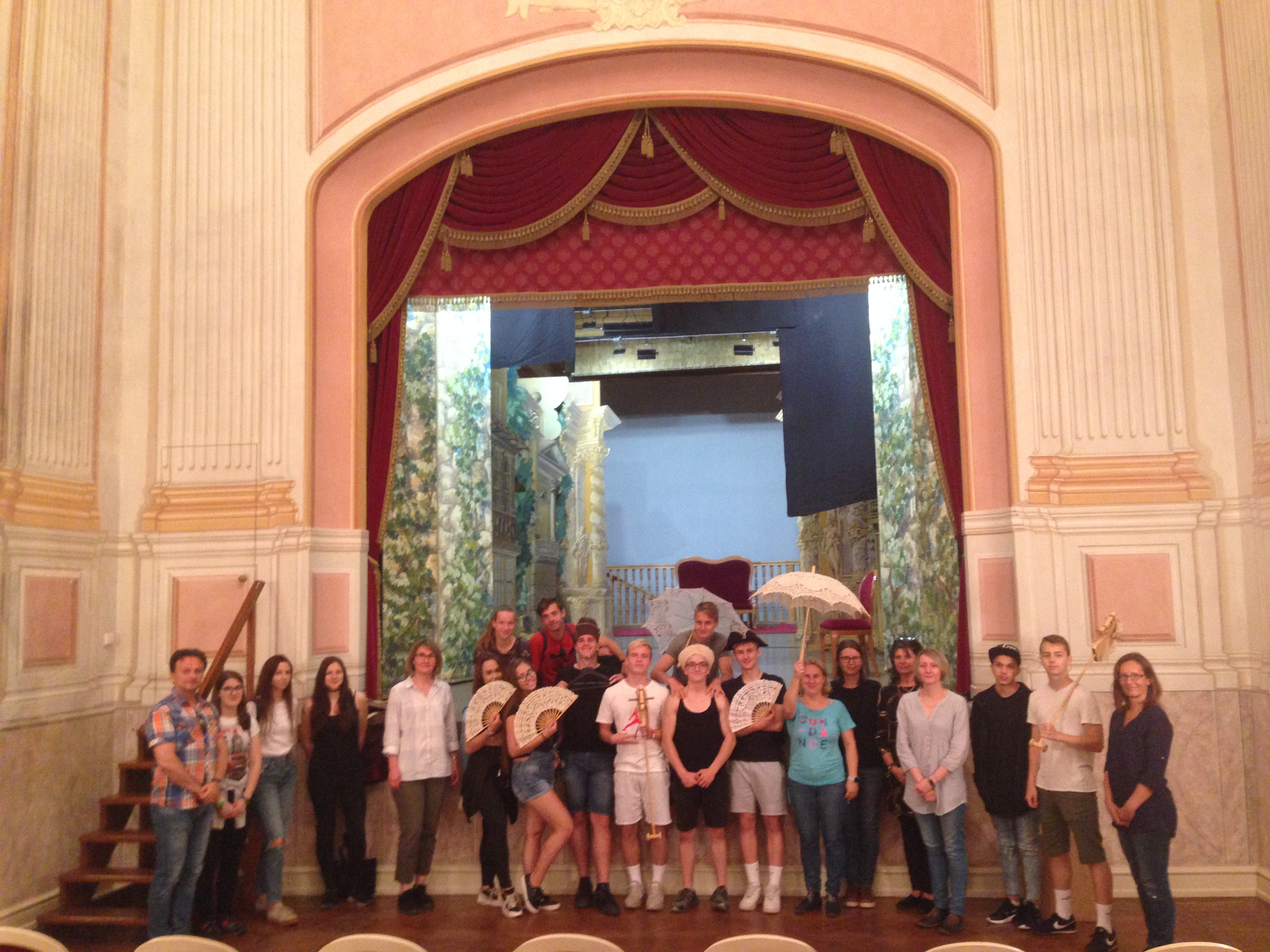 Kastélyszínház